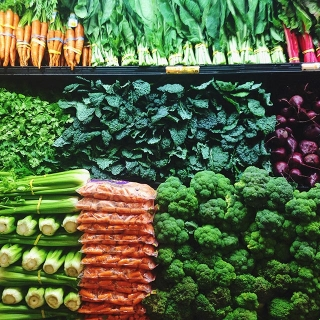 The Organic Guide? Clean Fifteen and Dirty Dozen